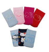 Lot de 8 Chaussettes Hello Kitty iphone 3g 3gs