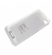 Coque batterie blanche 1900 mAh iPhone 4 4S