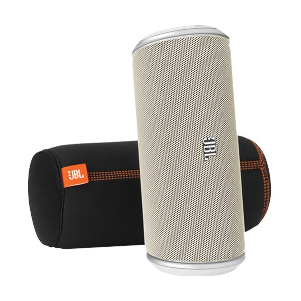 enceinte bluetooth jbl ontour flip blanche coquediscount. Black Bedroom Furniture Sets. Home Design Ideas