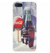 Coque rigide Coca-Cola Served Ice Cold iPhone 5 Apple