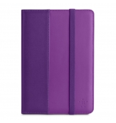 Etui Folio Violet Belkin pour iPad Mini