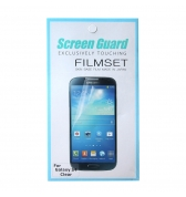 Film De Protection Écran transparent Screen Guard Pour Samsung Galaxy S4
