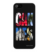 Coque CityArt Cannes by Moxie pour iPhone 5