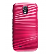 Coque engage form vr Rose pour Samsung Galaxy S4 I9500