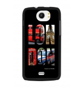 Coque CityArt London by Moxie pour Wiko Cink King