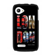 Coque CityArt London by Moxie pour Wiko Cink Slim