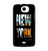 Coque CityArt New York by Moxie pour Wiko Cink King