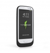 MOPHIE Juice Pack Air - Coque batterie pour Galaxy S3 - Black