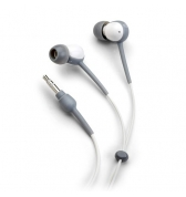 AltecLansing casque audio blanc iPhone 3g 3gs iPhone 4 MP3