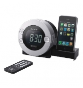 Enceinte portable ICFC 71P Sony pour iPhone 3g 3gs iPhone 4 iPod