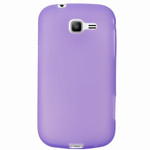 Mocca coque gel frost violette pour samsung galaxy trend lite s7390 - Coque galaxy trend lite s7390 ...