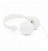 Casque coloud color blanc avec micro pour iphone 4 iPhone 3g 3gs Blackberry Samsung