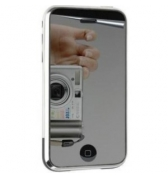 Film iPhone miroir protection miroir ecran iPhone 3G 3GS ( LOT DE 2)