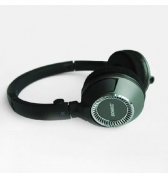 Somic Casque audio stereo noir jack 3.5 mm
