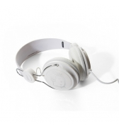 Casque audio coloud jack 3,5mm Hello Kitty blanc
