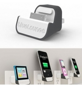 BlueLounge Mini Dock - Dock de charge pour produit Apple