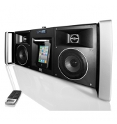 Enceinte Digital Boombox Altec Lansing Mix iMT 810 pour iPhone et iPod.