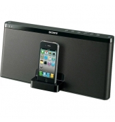 Station Accueil SONY Bluetooth compatible iPod iPhone
