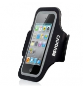 Capdase brassard neoprene noir pour iPhone 4/4S